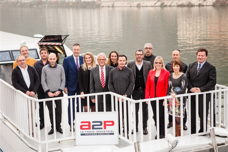 On 7 December 2016, A2P gathered together its network of expert partners